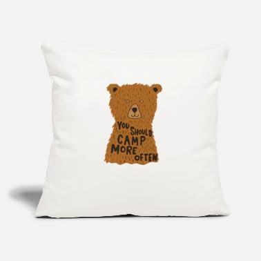 "Suggestive A Wild Suggestion - Throw Pillow Cover 18"" x 18"""