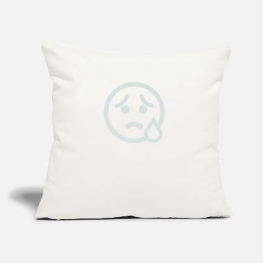 Sad Sad - Throw Pillow Cover