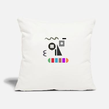 Robot robot - Throw Pillow Cover