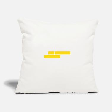 "Censorship The Worst Part Of Censorship Is Secret. - Throw Pillow Cover 18"" x 18"""