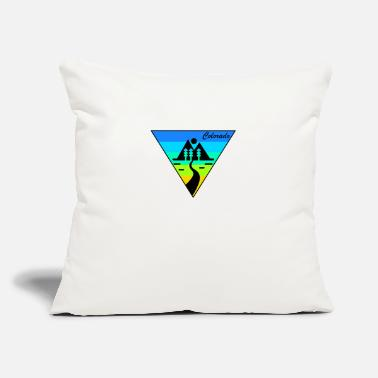 "Landscape Colorado Landscape - Throw Pillow Cover 18"" x 18"""