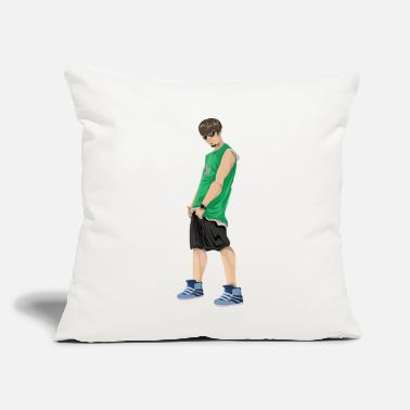 Teenager teenager - Throw Pillow Cover