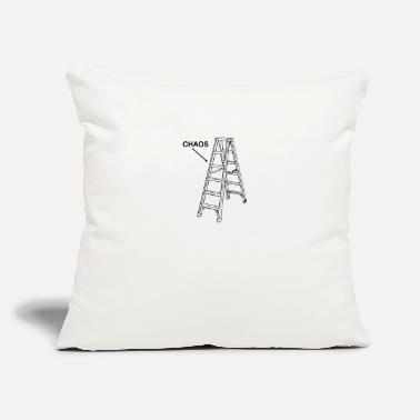 Chaos Chaos - Throw Pillow Cover