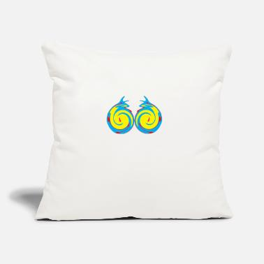 Graphic Art graphics art - Throw Pillow Cover