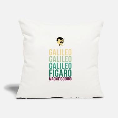 "The Rock Band Queen Galileo Figaro Magnifico - Throw Pillow Cover 18"" x 18"""