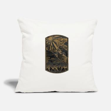 "Modern modern - Throw Pillow Cover 18"" x 18"""