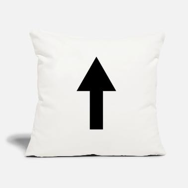 "Arrow arrow - Throw Pillow Cover 18"" x 18"""