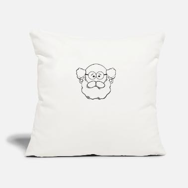 Model MODEL - Throw Pillow Cover