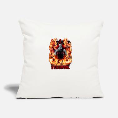 "Poster Deadpool Poster - Throw Pillow Cover 18"" x 18"""