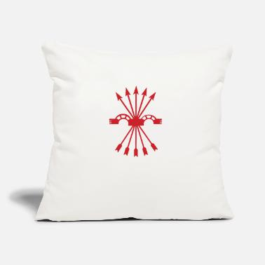 Spanish Falange Spanish - Throw Pillow Cover