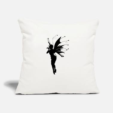 "Little Creatures Creature Elf - Throw Pillow Cover 18"" x 18"""