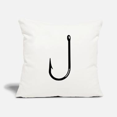 "Hack hack - Throw Pillow Cover 18"" x 18"""