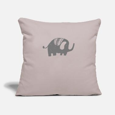 "Animal Animals - Throw Pillow Cover 18"" x 18"""
