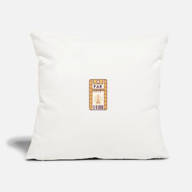 "Transport Transportation - Throw Pillow Cover 18"" x 18"""