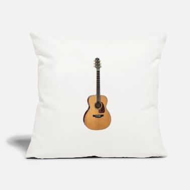 "hiclipart guitar - Throw Pillow Cover 18"" x 18"""