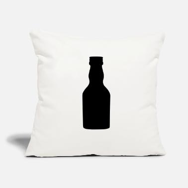 "Liquor Liquor bottle - Throw Pillow Cover 18"" x 18"""
