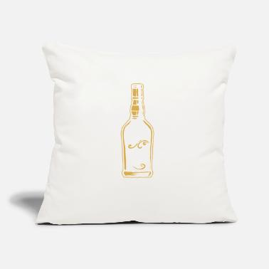 Old Old Wine Old Friend - Throw Pillow Cover