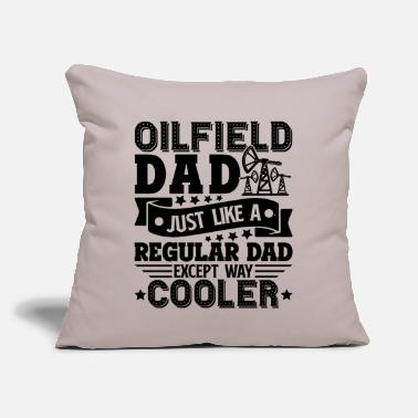 "Oilfield Oilfield - Throw Pillow Cover 18"" x 18"""