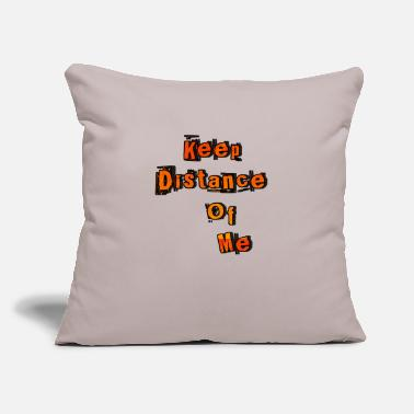 "Motto Motto - Throw Pillow Cover 18"" x 18"""