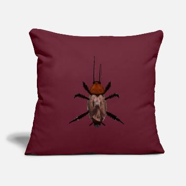 "Insect insect - Throw Pillow Cover 18"" x 18"""