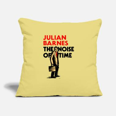 "Noise The noise of Time - Throw Pillow Cover 18"" x 18"""
