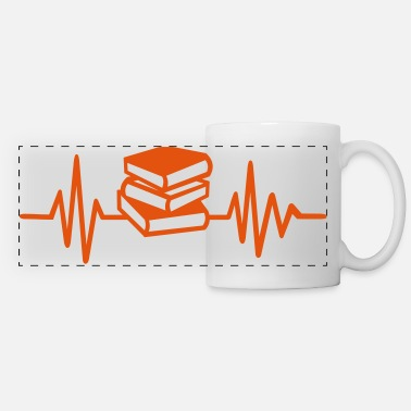 Book Book - Panoramic Mug