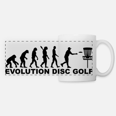 Golf Disc Golf - Panoramic Mug
