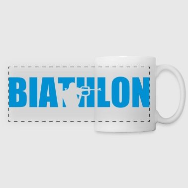 Biathlon - Panoramic Mug