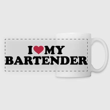 Bartender - Panoramic Mug
