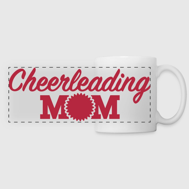 Cheerleading - Panoramic Mug