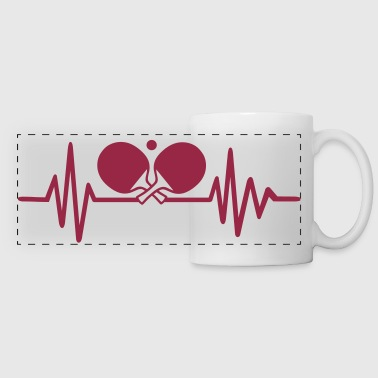 Ping pong - Panoramic Mug