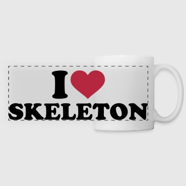 Skeleton - Panoramic Mug