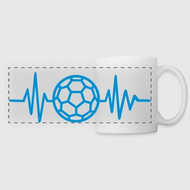 Handball - Panoramic Mug