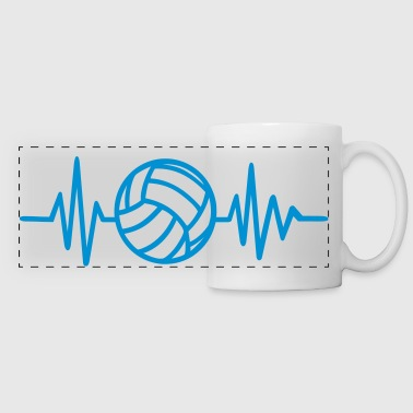 Volleyball - Panoramic Mug