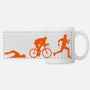 Triathlon Triathlon - Panoramic Mug