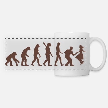 Swing Swing dance - Panoramic Mug