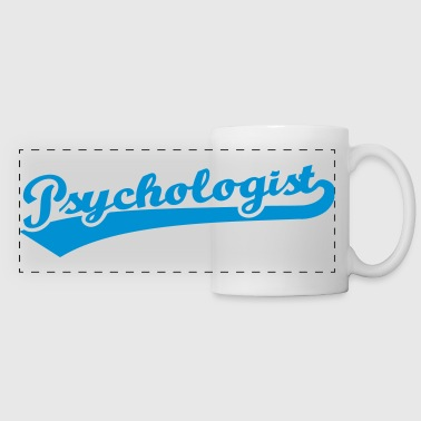 Psychologist Psychologist - Panoramic Mug