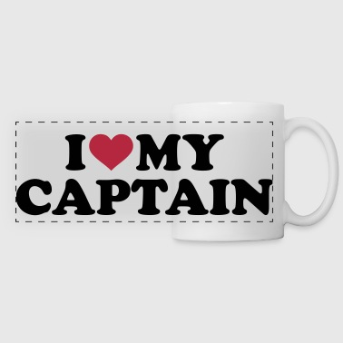Captain - Panoramic Mug