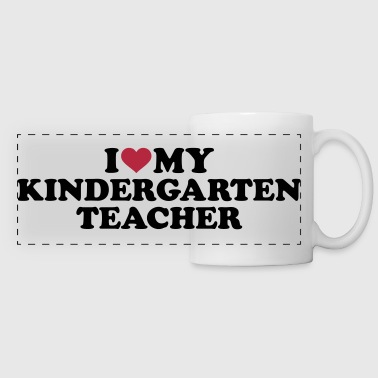 Kindergarten teacher - Panoramic Mug