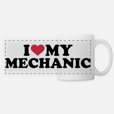 Mechanic Mechanic - Panoramic Mug