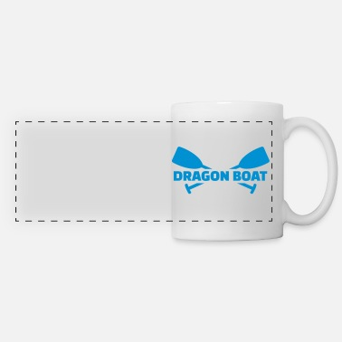 Boat Dragon Boat - Panoramic Mug