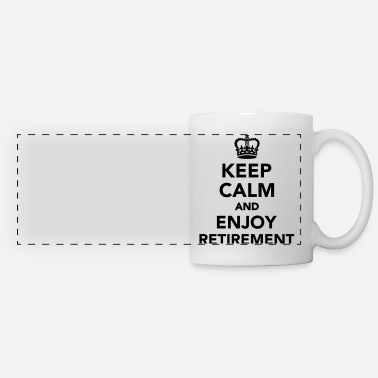 Retirement - Panoramic Mug
