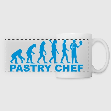Pastry chef - Panoramic Mug