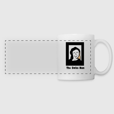 Swiss Nun - Panoramic Mug