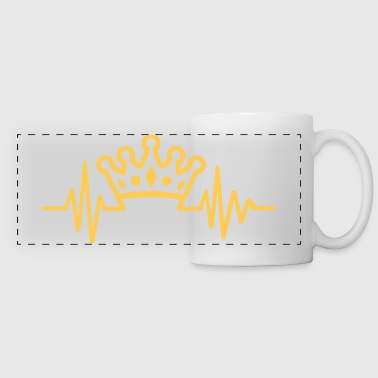 Crown - Panoramic Mug