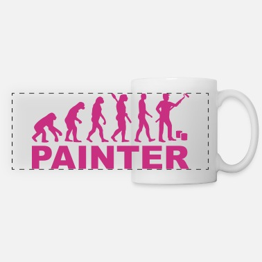 Painter Painter - Panoramic Mug
