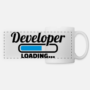 Code Developer - Panoramic Mug