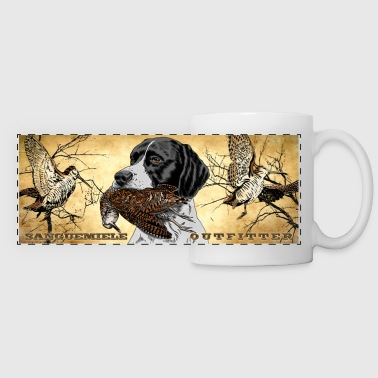 pan mug pointer US - Panoramic Mug