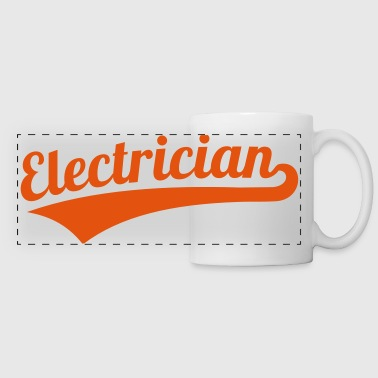 Electrician - Panoramic Mug