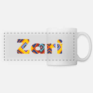 zari - Panoramic Mug